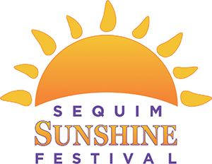 Sunshine Festival logo gradient horizontal w grad sun 2 for web